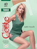 """Колготки ТМ """"Conte"""" Tango 40 ден, размер 2, цвет Nero"""