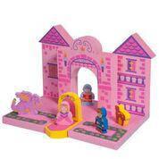 Набор плавающих блоков для ванной Замок принцессы