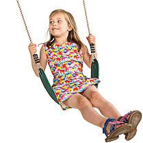 Гибкое сиденье для качели 67 см х 15 см, эластическое сидение для качели, фото 2