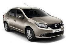 Декоративные авто накладки Renault Logan (2013 - ...)