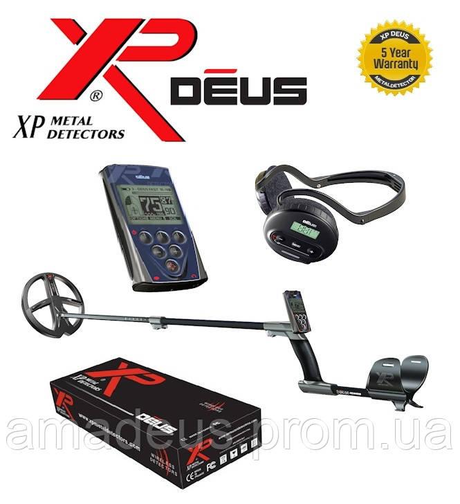 Металлоискатель XP DEUS X35