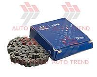 Цепь привода насоса масляного HYUNDAI/KIA IX35/SONATA NF/YF /TUCSON/OPTIMA 11-/SORENTO 09-