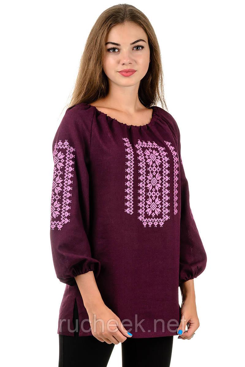 Сорочка вышиванка женская Орнамент р - ры 44 - 58