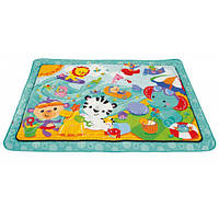 Fisher-Price Развивающий коврик приключения на пляже CBJ65 Infant Jumbo Play Mat