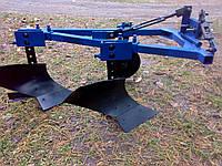 Плуг двокорпусний для мототрактора, фото 1