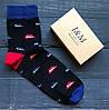 Носки I&M Craft Elegant's с рисунком шляп  (070118)