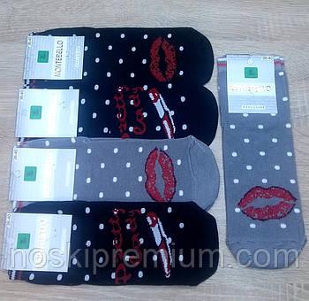 Носки женские демисезонные бамбук Montebello, ароматизированные, 36-40 размер, ассорти, 02200