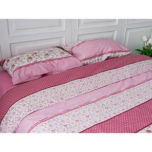 Постельное белье Прованс ранфорс Lux ТМ Царский дом  (Двуспальный), фото 2