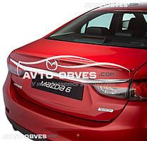 Спойлер крышки багажника Mazda 6 2013-2017