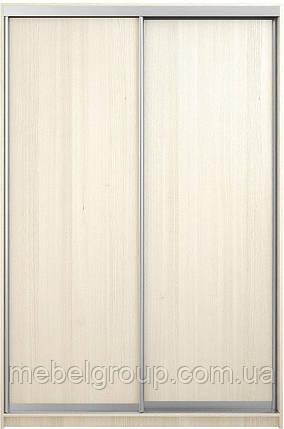 Копія Шафа купе Стандарт 130*45*210 венге світлий, фото 2
