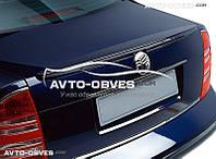 Спойлер крышки багажника Skoda Superb 2001-2008