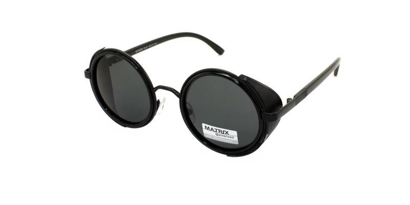 Круглые мужские солнечные очки Matrix Polaroid - Остров Сокровищ магазин  подарков, сувениров и украшений в 3d608e9ec59