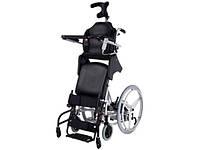Механическая кресло-коляска с электрическим вертикализатором HERO 4 LY-250-140                арт. MT21771