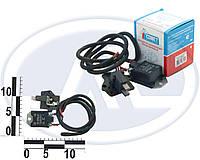 Регулятор напряжения ВАЗ 2108, 2109, 2113, 2114, 2115, 2121(к генератору 37.3701) 3-х уровневый с установочным комплектом (КАЛУГА)