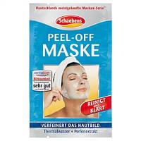 Schaebens Peel-Off Mask - Очищающая маска - пленка для лица