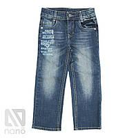 Джинсы для мальчика Nano F1411-07 Blue Denim. Размеры 75-142., фото 1