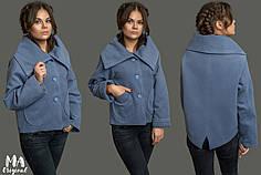 Пальто-жакет на подкладке