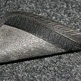 Ворсовые коврики Hyundai Santa-Fe 2012- (7 мест) VIP ЛЮКС АВТО-ВОРС, фото 9