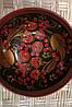 Декоративна тарілка з розписом, ручна робота, фото 4
