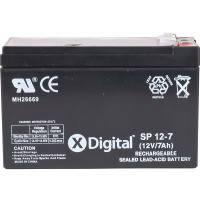 Аккумулятор X-Digital SP12v-7Ah (SW1270)