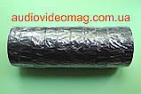 Ізолента ПВХ, довжина 11 метрів, ширина 17 мм, колір - чорний, фото 2