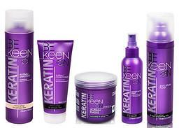 KEEN Кератинова лінія по догляду за волоссям