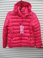 Курточка демисезонная р 128-134