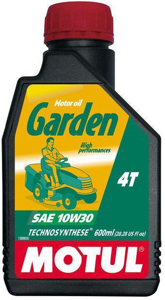 Масло MOTUL GARDEN 4T SAE 10W-30  600ml  (832800)