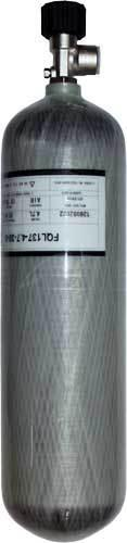 Баллон SAT co LTD объем 4,7 литра, 300 бар