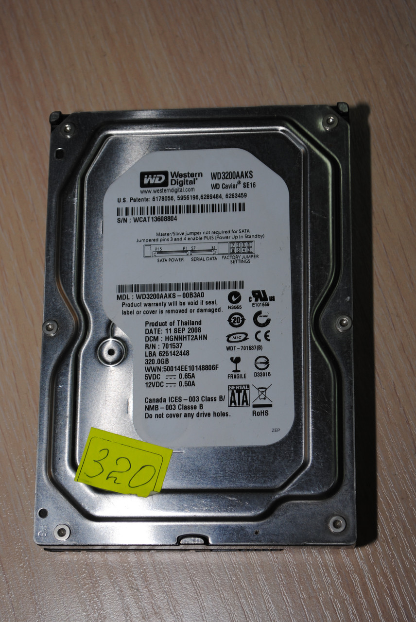 WD3200AAKS DRIVER FOR WINDOWS 10
