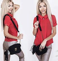 Блуза с коротким рукавом, фото 2
