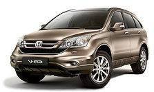Декоративні авто накладки Honda CRV (2006 - 2012)