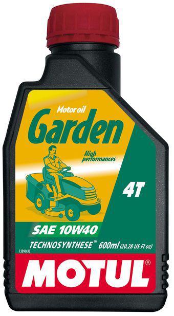 Масло MOTUL GARDEN 4T SAE 10W-40 600ml (832900)