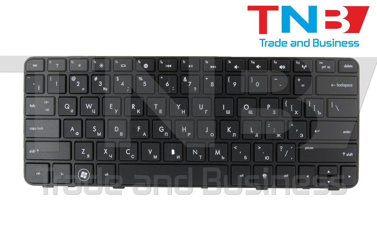 Клавиатура HP Pavilion DM1-4270 Black+Black