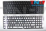 Клавиатура HP Pavilion 17-F без рамки с подсветкой