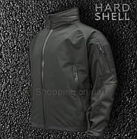 Куртка полиции черная тактическая HardShell Patrol Jacket