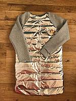 Весенняя курточка ветровка на девочку, фото 1