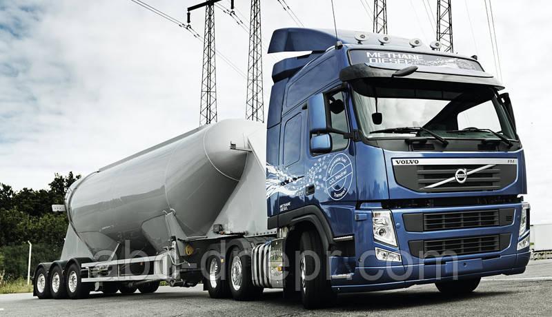 Весы для грузовиков Volvo