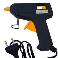 Клеящий пистолет под клей 7мм, 25W, чёрный