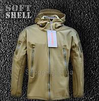 Куртка койот Softshell тактическая Tactical Jacket