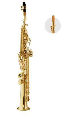 Сопрано саксофон MAXTONE TSC30L