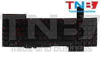 Клавиатура ASUS G751 G751JM G751JT G751JY черная без рамки US