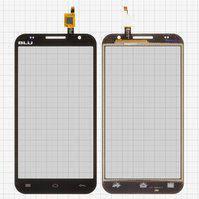 Сенсорный экран для мобильного телефона BLU D710 Studio 5.5К, черный