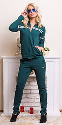 Женский спортивный костюм Nike (р. 44 - 52) купить со склада