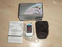 Contec CMS50M Пульсоксиметр на палец SPO2 PR, CE ISO. Измерение пульса и уровня кислорода
