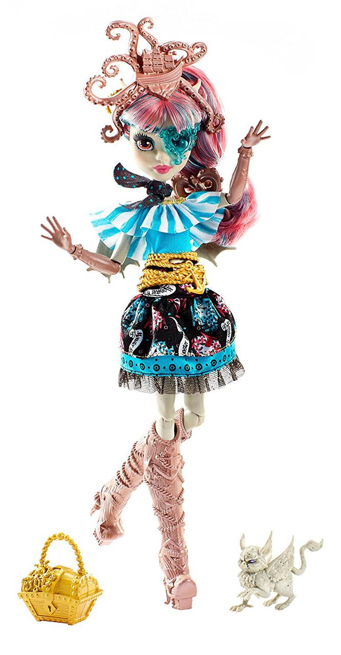 Monster High Rochelle Goyle Кукла Монстер хай Рошель Гойл из серии Кораблекрушение