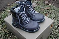 Ботинки  Bata кожаные демисезонные, фото 1