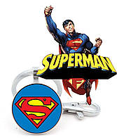 Брелок Супермен Superman DC комиксы