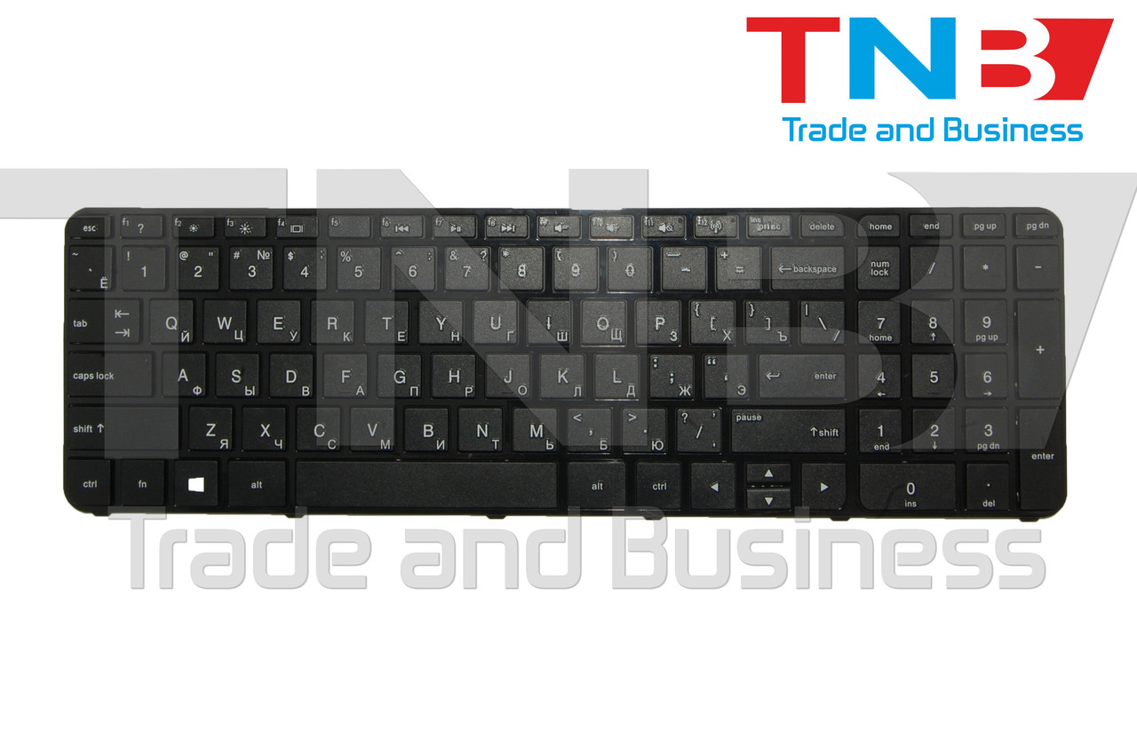 Клавиатура HP touchsmart 15-b152 15-B153 оригинал