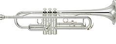Духовая трубаYAMAHA YTR3335S